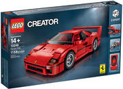 Lego Ferrari F40 Comes With Removable V-8 Engine - image 635129