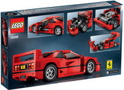 Lego Ferrari F40 Comes With Removable V-8 Engine - image 635130