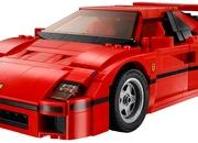 Lego Ferrari F40 Comes With Removable V-8 Engine - image 635119
