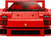 Lego Ferrari F40 Comes With Removable V-8 Engine - image 635120