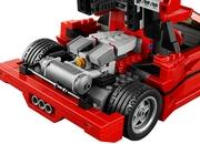 Lego Ferrari F40 Comes With Removable V-8 Engine - image 635124