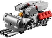 Lego Ferrari F40 Comes With Removable V-8 Engine - image 635125