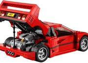 Lego Ferrari F40 Comes With Removable V-8 Engine - image 635126