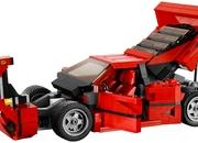 Lego Ferrari F40 Comes With Removable V-8 Engine - image 635118