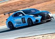 Lexus To Race Beefed-Up RC F At Pikes Peak - image 634777