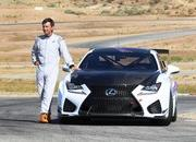 Lexus To Race Beefed-Up RC F At Pikes Peak - image 634775
