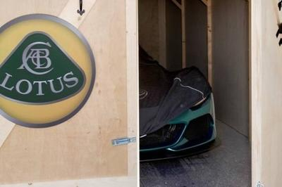Lotus Teases New Sports Car Before Goodwood Debut