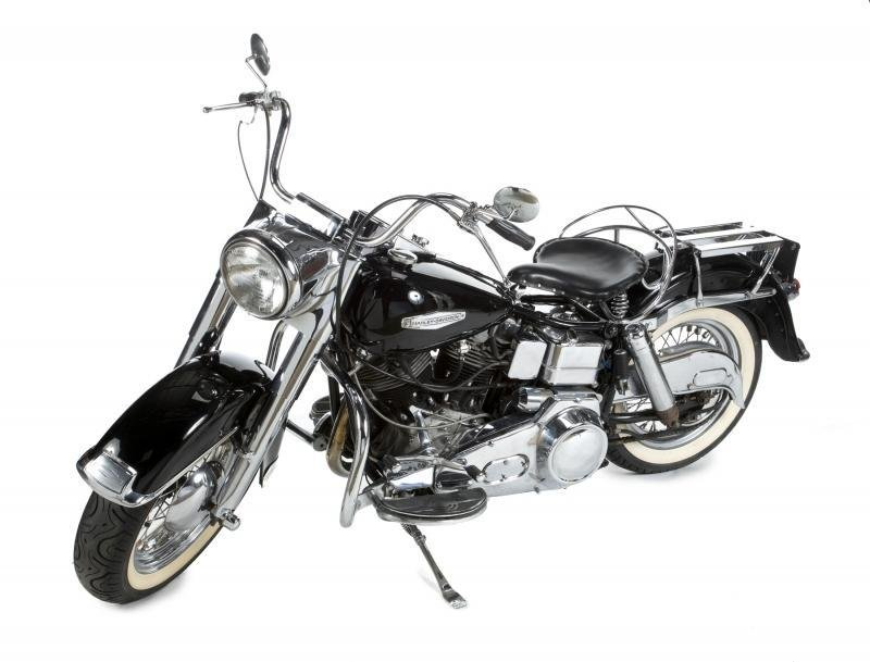 Marlon Brando's Old Harley-Davidson Up For Auction
