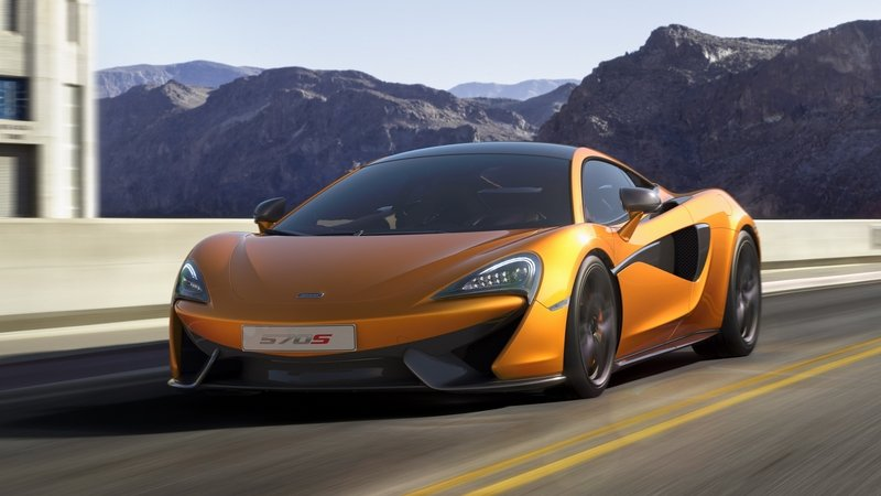 McLaren Sports Series Family Will Get Two More Body Styles