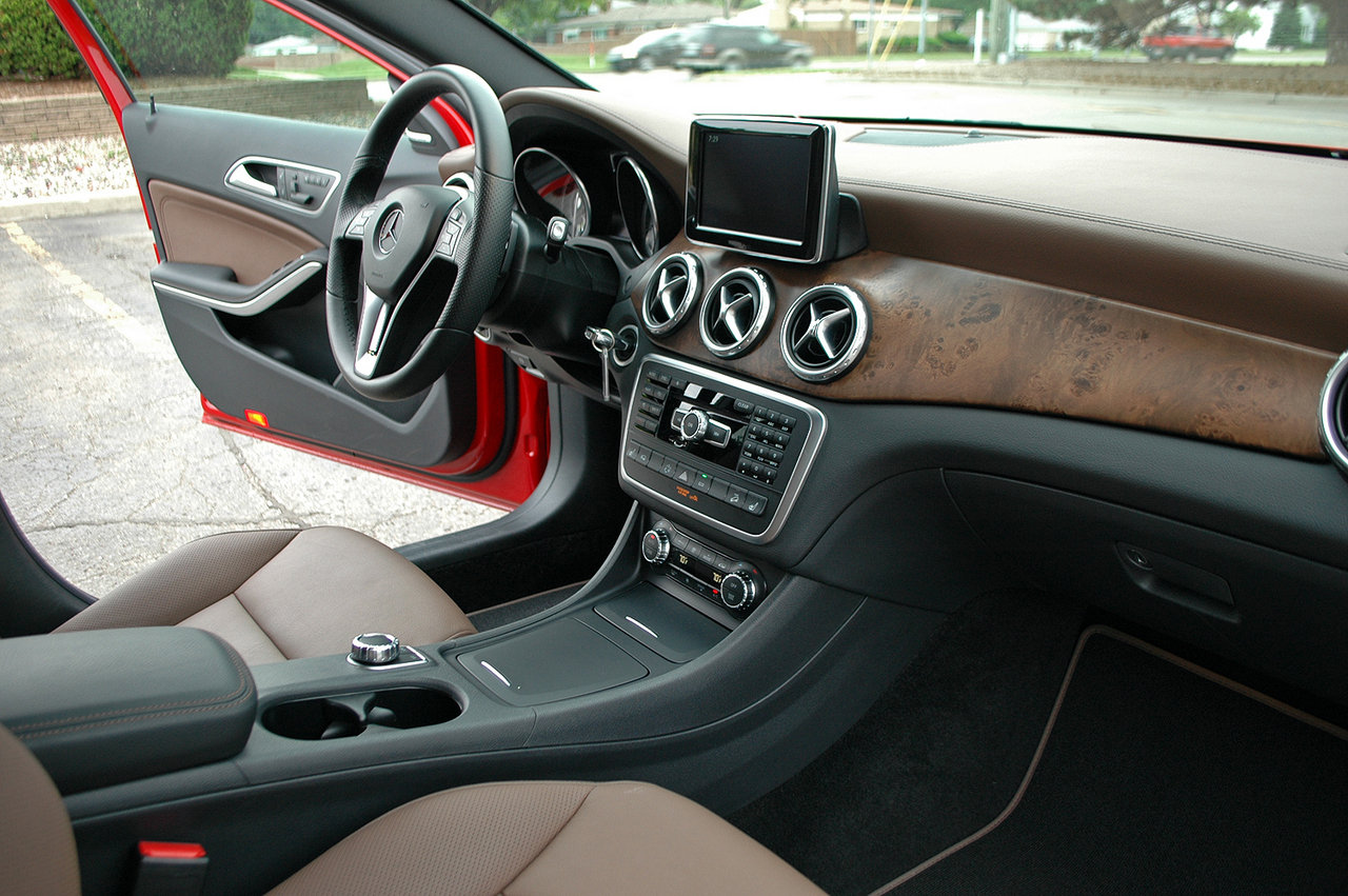2015 Mercedes GLA 250 - Driven - Picture 633957 | car review @ Top ...