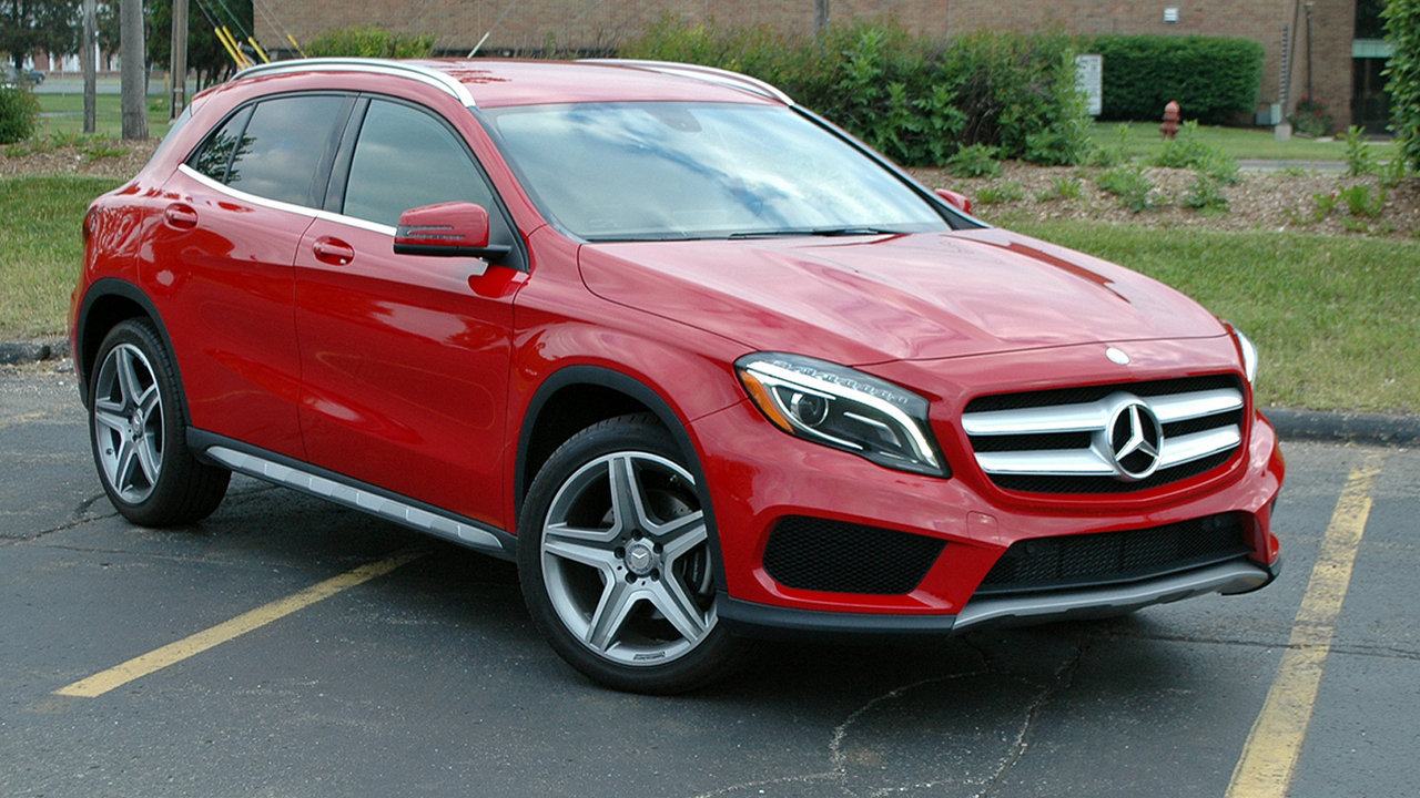 2015 mercedes gla 250 driven picture 633945 car review top speed. Black Bedroom Furniture Sets. Home Design Ideas