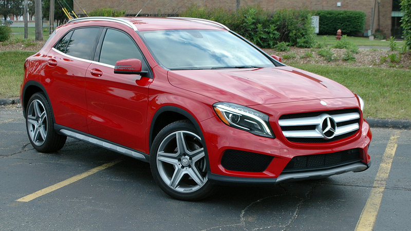 Image gallery mercedes gla 250 for 2017 mercedes benz gla250 4matic review