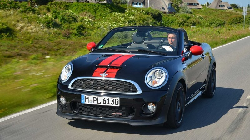 Mini Axes Coupe, Roadster And Paceman