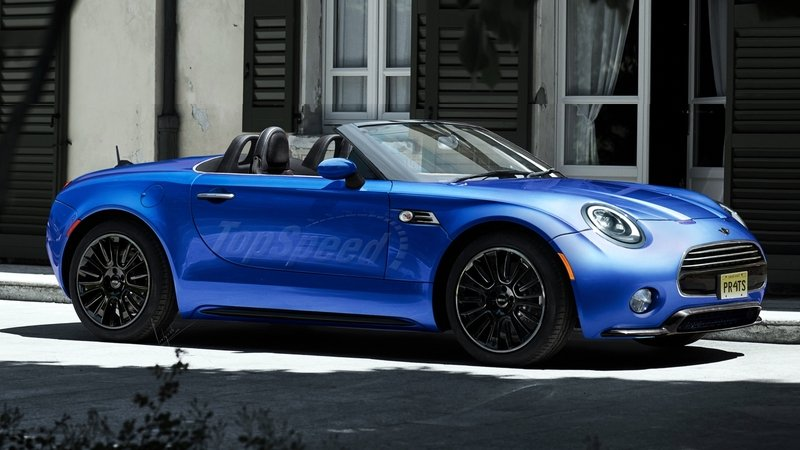 Mini Superleggera Could Still Make it to Production