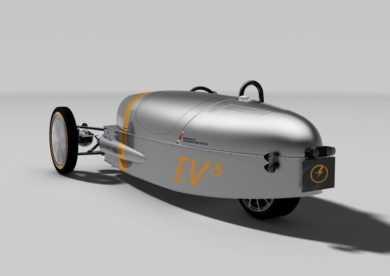 Morgan Will Bring Electric 3 Wheeler At Goodwood Festival of Speed