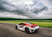 Acura NSX To Pace The 93rd Pikes Peak International Hill Climb - image 635028