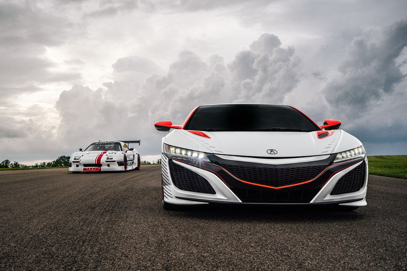 Acura NSX To Pace The 93rd Pikes Peak International Hill Climb High Resolution Exterior - image 635029