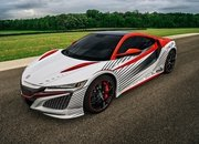 Acura NSX To Pace The 93rd Pikes Peak International Hill Climb - image 635030
