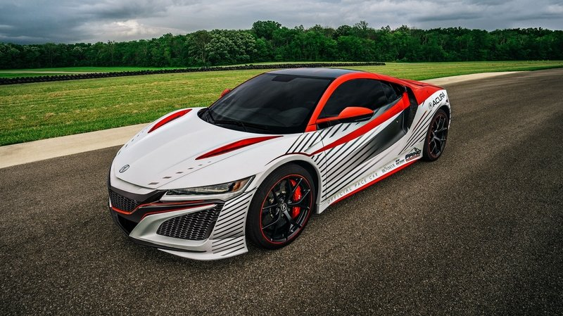 Acura NSX To Pace The 93rd Pikes Peak International Hill Climb