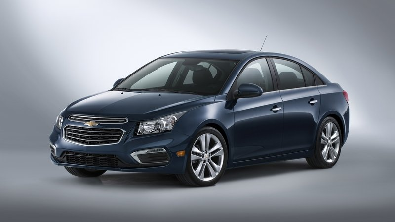 Next Generation Chevrolet Cruze Will Also Be Offered As A Hatchback