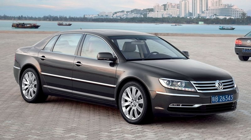 Next Generation Volkswagen Phaeton Will Get Plug-in Hybrid Version