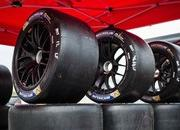 Nissan GT-R LM Nismo Testing Its Tires: Video - image 633107