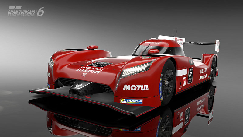 Nissan GT-R LM Nismo Can Now Be Driven In GT6