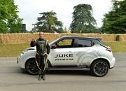 Nissan Juke Nismo RS Sets New Two-Wheeled Record - image 635240