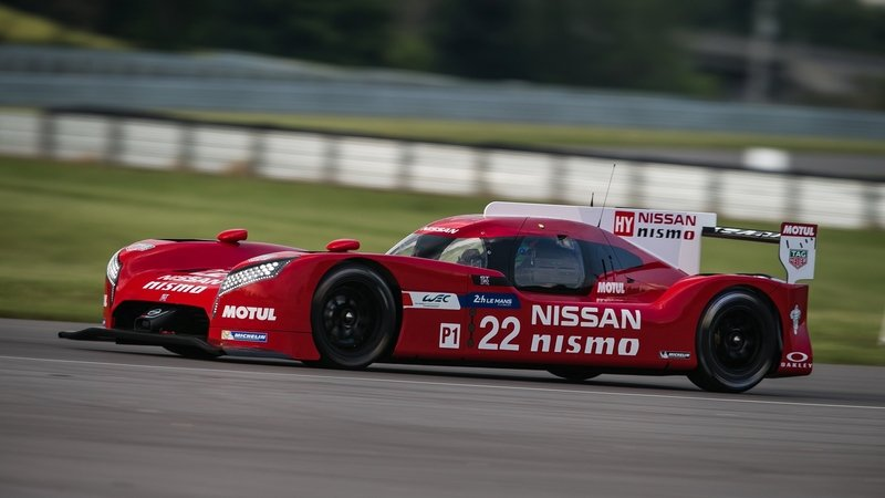 Nissan returns to Le Mans with the GT-R LM Nismo