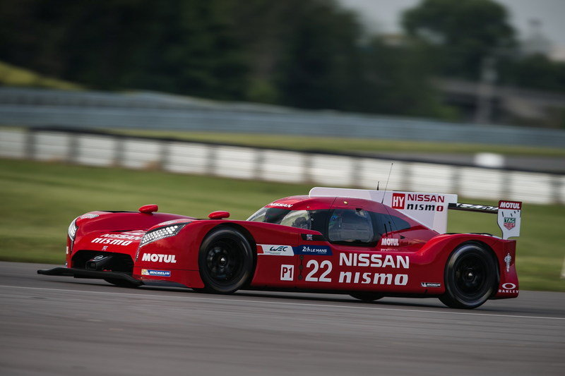 Nissan returns to Le Mans with the GT-R LM Nismo High Resolution Exterior - image 632719