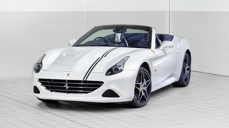 One-Off Ferrari California T Tailor Made Will Be Unveiled In Goodwood