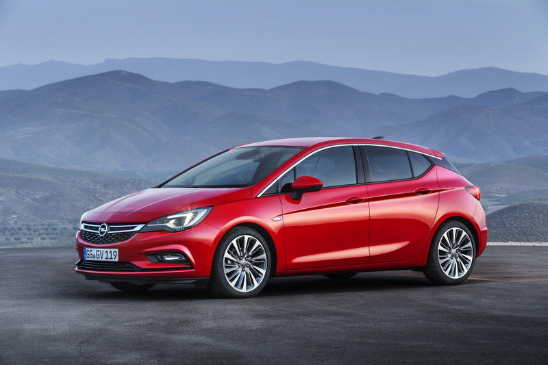 2016 Opel Astra High Resolution Exterior - image 632155