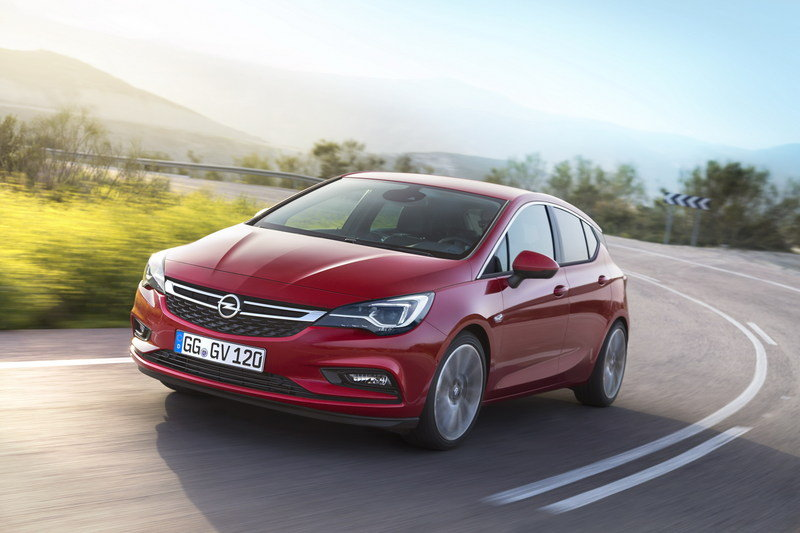 2016 Opel Astra High Resolution Exterior - image 632157