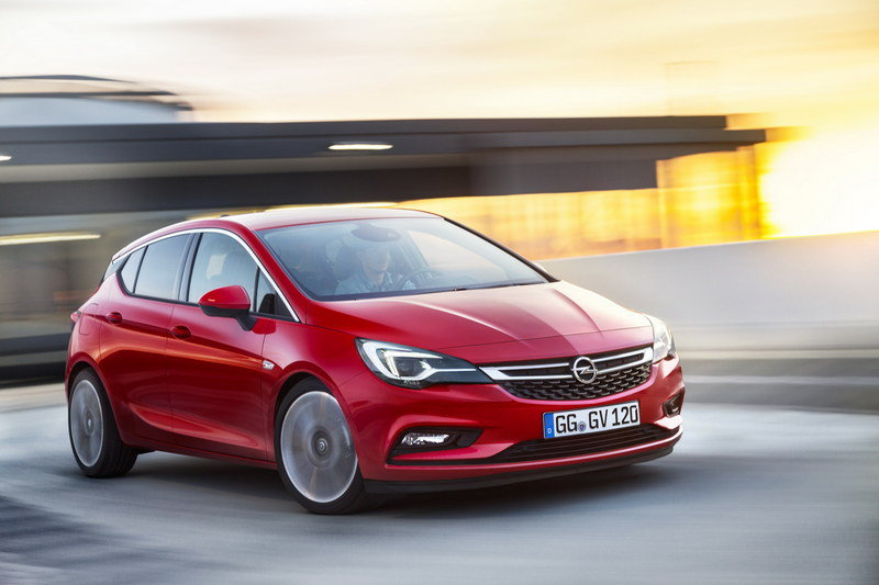2016 Opel Astra High Resolution Exterior Wallpaper quality - image 632160