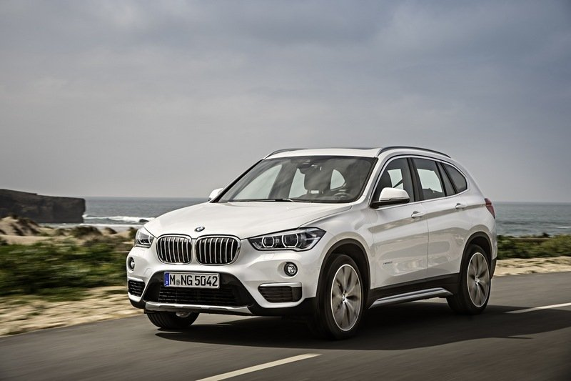 BMW Releases Details On Second-Gen X1