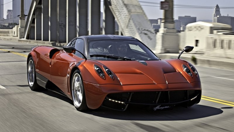 Pagani Huayra Will Get SE Version With Removable Track-Focused Kit