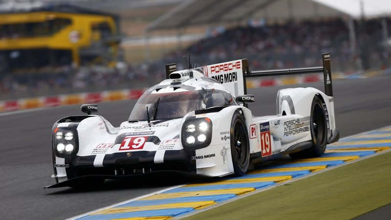 Porsche Sets New Qualifying Record At Le Mans