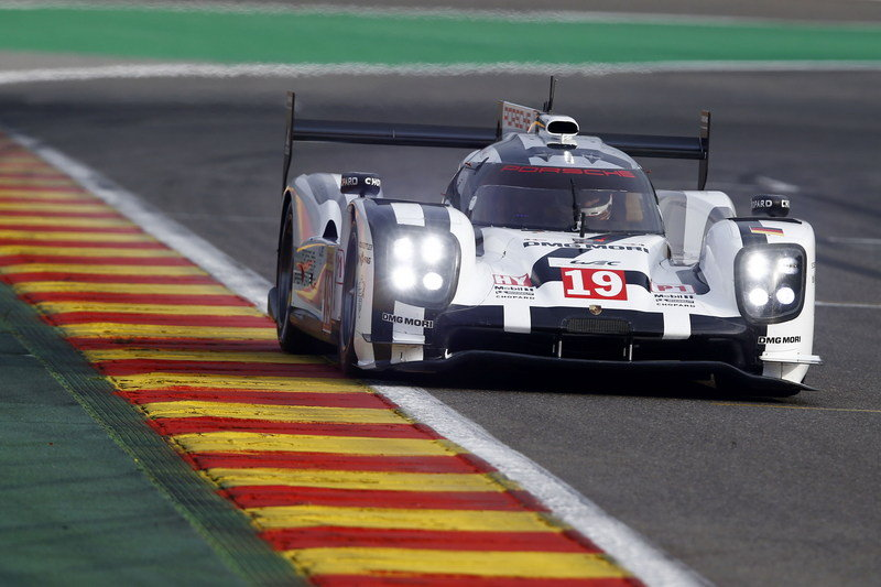 Porsche Sets New Qualifying Record At Le Mans High Resolution Exterior - image 633772