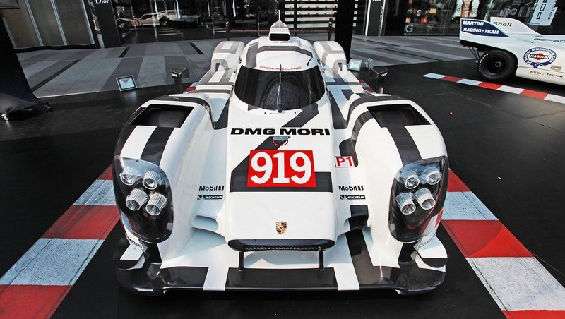 Porsche Will Sell 919 Hybrid Replica At Le Mans