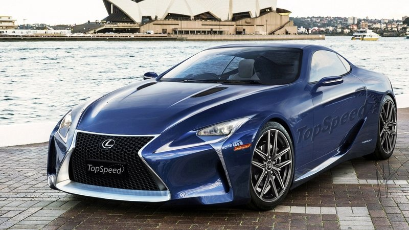 Rumors Swirl About a 550-Horsepower Lexus LC 500 and a 400-Horse LC 500h