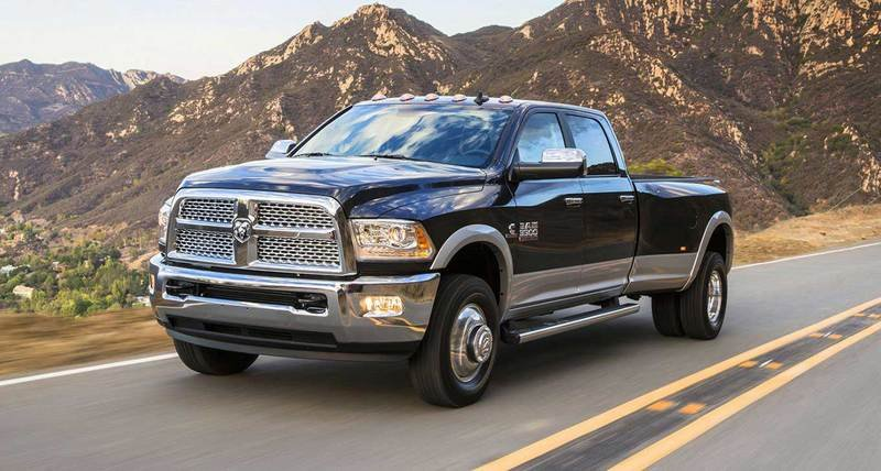 How I'd Spec It: 2015 Ram 3500