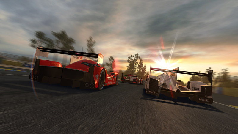 Real Racing 3 - Le Mans: Pursuit of Victory Gameplay Trailer: Video