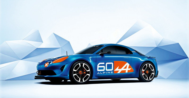 2015 Renault Alpine Celebration Concept High Resolution Exterior - image 633910