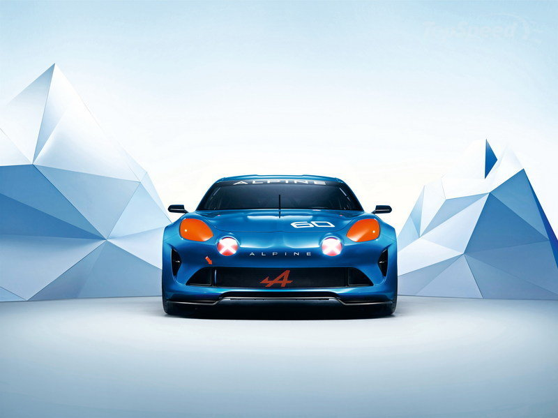 2015 Renault Alpine Celebration Concept High Resolution Exterior - image 633911
