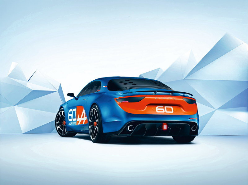 2015 Renault Alpine Celebration Concept High Resolution Exterior Wallpaper quality - image 633907