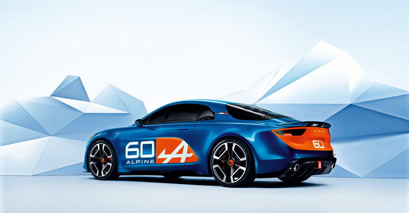 2015 Renault Alpine Celebration Concept High Resolution Exterior - image 633908