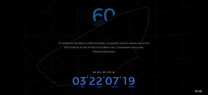 Renault Alpine Concept Car Will Be Unveiled This Saturday