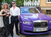 Rolls Royce Builds One-Off Ghost For Charity - image 632952