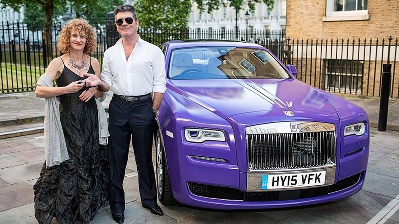Rolls Royce Builds One-Off Ghost For Charity