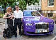 Rolls Royce Builds One-Off Ghost For Charity - image 632951